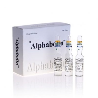 Buy Alphabolin (ampoules) online
