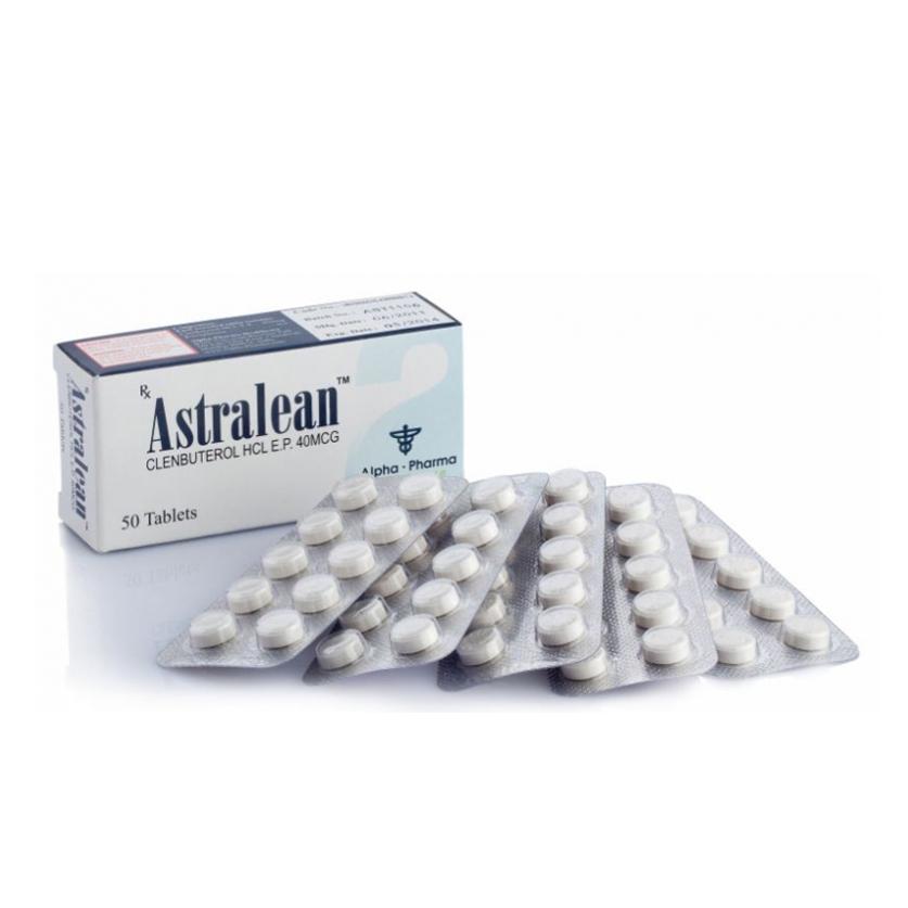 Buy Clenbuterol online Astralean for sale. Clenbuterol Hydrochloride for sale [40mg 50 pills]