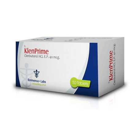 Buy Clenbuterol online KlenPrime 40 mcg for sale. Clenbuterol Hydrochloride for sale [40mcg 50