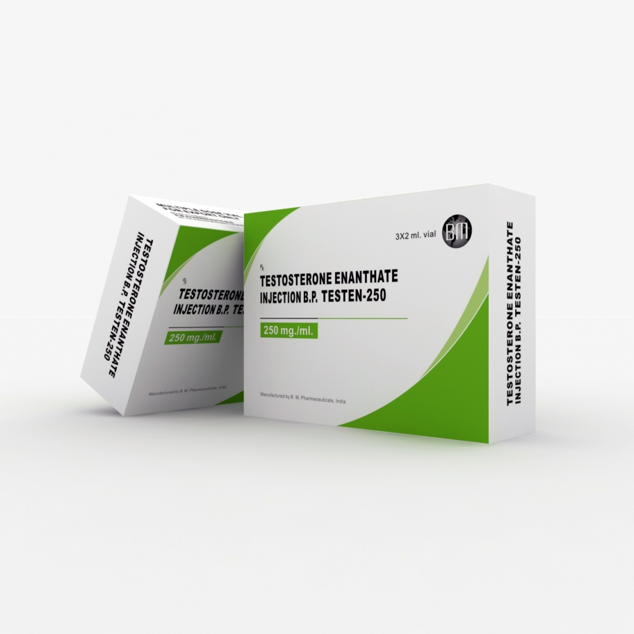 Buy Delatestryl online Testen-250 for sale. Testosterone Enanthate for sale [250mg 10 ampoules]