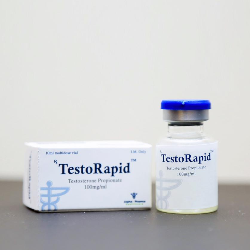 Buy Testosterone Propionate online TestoRapid for sale. Testosterone Propionate for sale [100mg